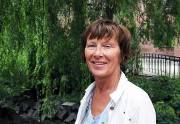 Astrid Bergland. (Foto: Stig Nøra)