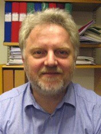 Stefan Samuelsson er professor i pedagogikk ved Linköpings universitet. (Foto: Linköpings universitet)