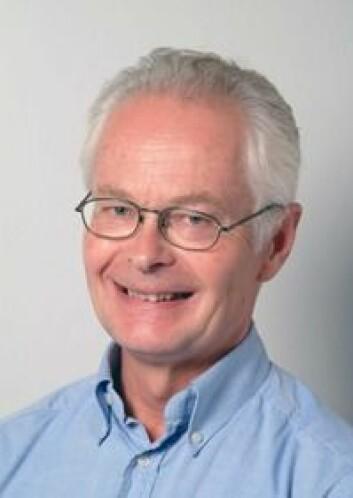Professor i medisin ved Universitetet i Oslo, Haakon Breien Benestad. (Foto: Universitetet i Oslo)