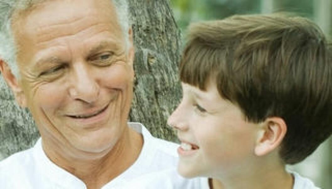 Trøbbel med gammel far
