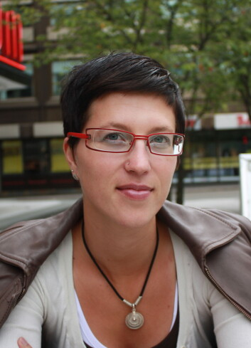 Mai Camilla Munkejord. (Foto: Anita Haslie)