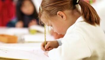 Tidlig leselæring kan avhenge mer av gener når læreren er god, antyder en ny studie. (Foto: www.colorbox.no)