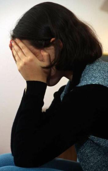 """""""Vikan alle føle oss nedstemt og deppa i vintermørket. Amerikanske forskere mener nå at mangel på sollys kan gjøre deprimerte enda sykere. (Illustrasjonsfoto: www.colourbox.no)"""""""