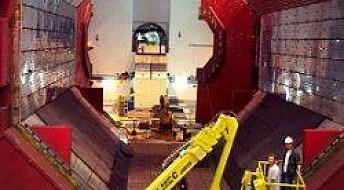Luker bort feilkilder ved CERN