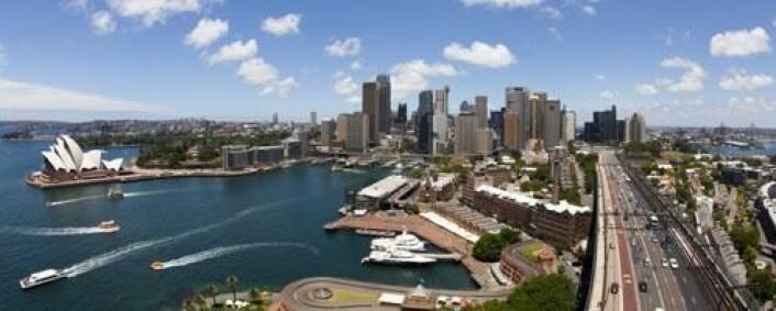 Den norske teknologien har reist helt fra Selbu til Sydney og mange andre verdensmetropoler. (Foto: Shutterstock)