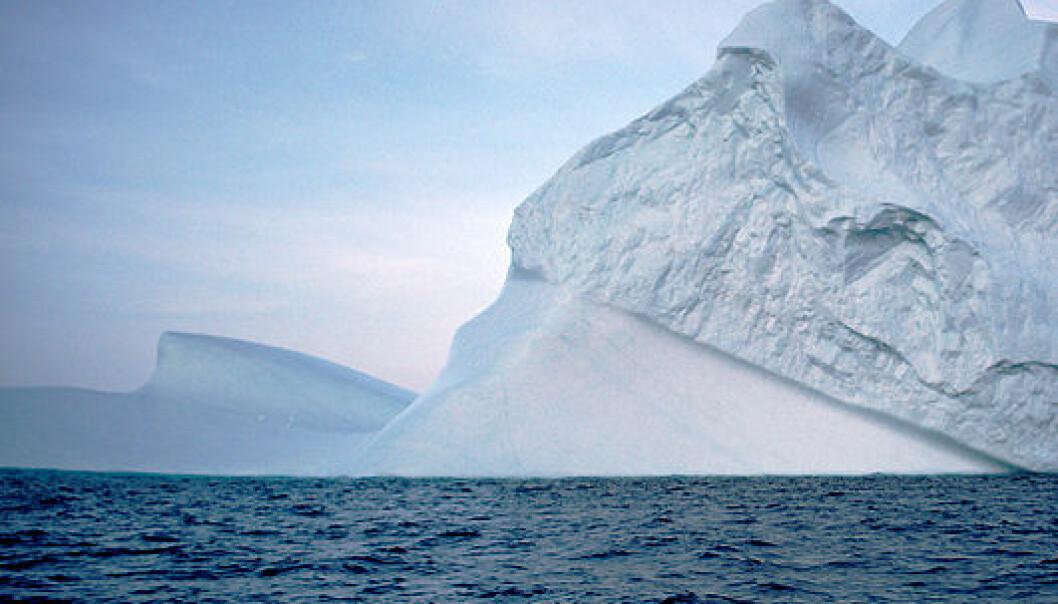 Arktis mer forurenset før