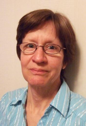 Anita Hussenius. (Foto: Uppsala universitet)