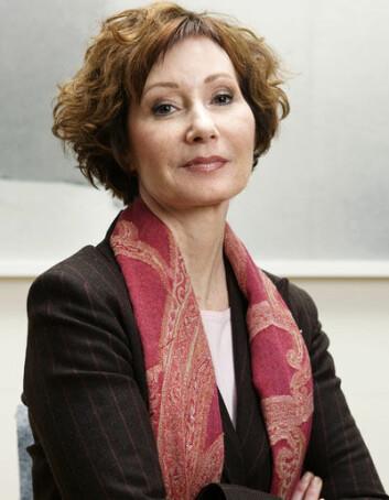 Ellinor Major, Direktør i Divisjon for Psykisk helse ved Nasjonalt Folkehelseinstitutt