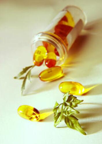 """""""Forbrukerne foretrekker helseingredienser i mat fremfor i pilleform, viser undersøkelsen"""""""