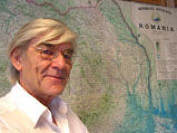"""""""Arne Halvorsen fryktar at vi ender opp som kulturelle leiglendingar, om vi ikkje bryr oss om framandspråka."""""""