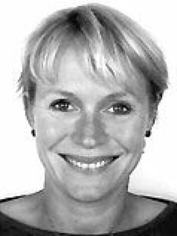 """""""Anne Bang, historiker og forskningsleder ved Unifob Global. (Foto: Unifob Global)"""""""