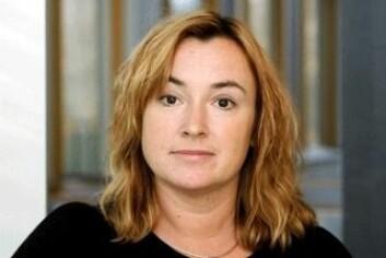 Tora Holmberg. (Foto: Uppsala universitet)