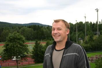 Knut Løndal. (Foto: Karen Christensen)