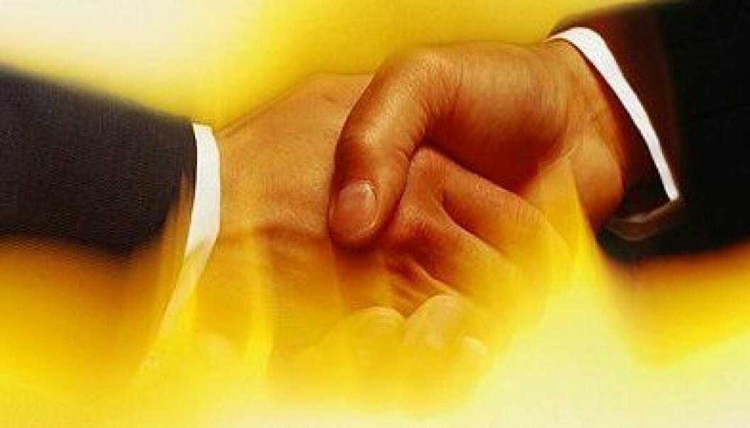 Partnerskap – på godt og ondt
