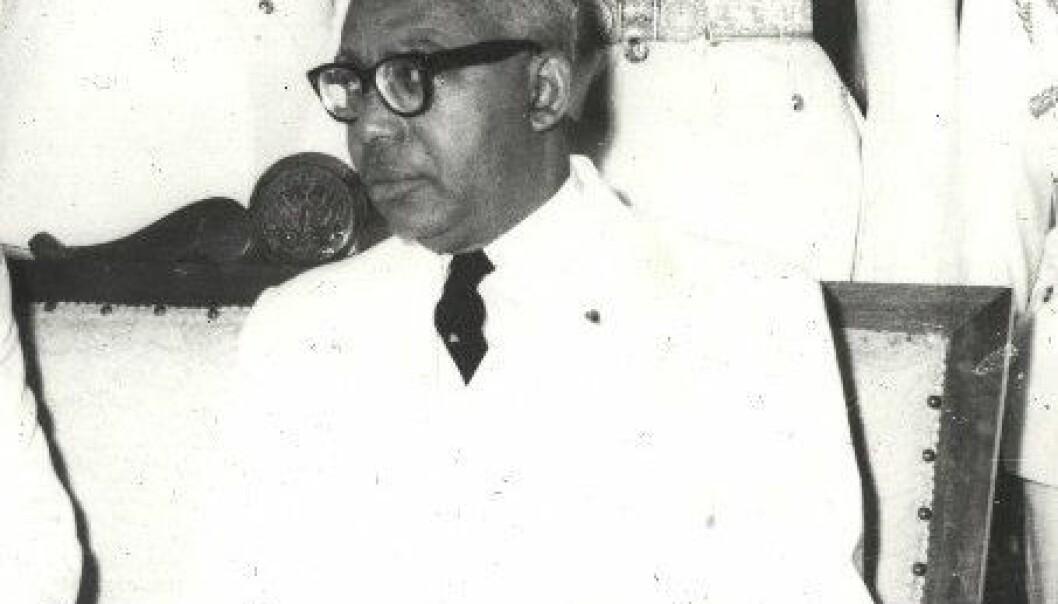 Francois Papa Doc Duvalier. (Foto: Wikimedia Commons)