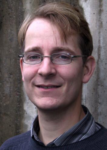 Anders Bakken. (Foto: Halvard Dyb)