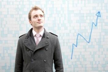 Opsjoner er lotteri hvor ledere belønnes for å være heldig i aksjemarkedets gode perioder, mener forskere. (Illustrasjonsfoto: www.colourbox.no)