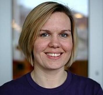 Anette Bøe Wolff forsket på pasienter med binyrebarksvikt. (Foto: Kim E. Andreassen)