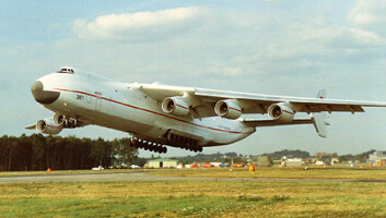 """Antonov AN-255."""