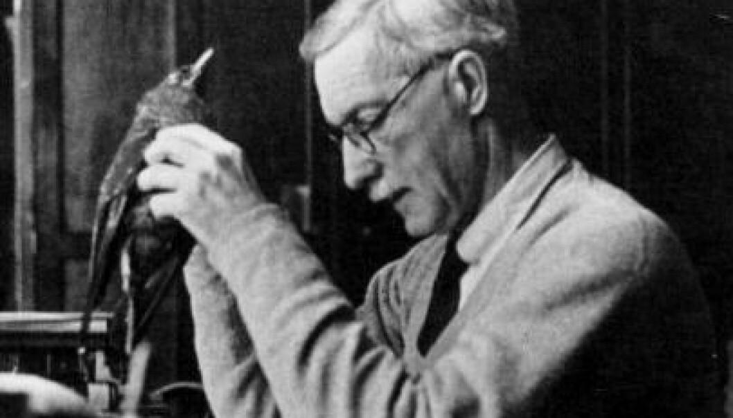 """Richard Meinertzhagen, 1887 - 1967"""