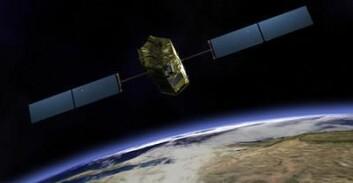 NASA vil gjøre et nytt forsøk på å skyte opp en OCO-satellitt, noe som er godt nytt for klimaforskningen. (Illustrasjon: NASA)