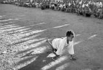 """Polio kan fremdeles ramme hardt. (Foto:WHO/Sebastião Salgado / Amazonas Images)"""