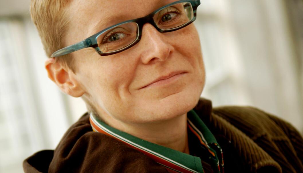 """""""Randi Gressgård er minoritetsforskar. (Foto: Kjetil Alsvik)"""""""
