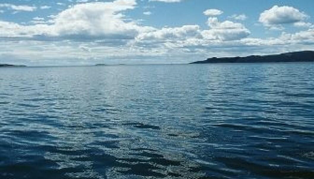 Måler havets nøyaktige høyde