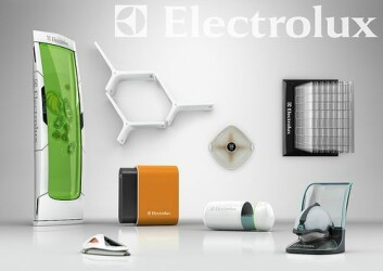 Electrolux utvider med stadig nye produkter.