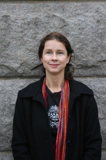 Anne Hilde Røsvik.
