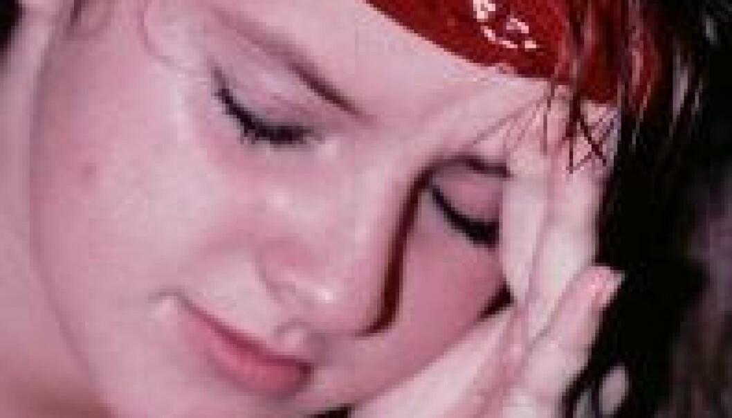 Finner årsaken til migrene