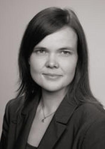Kristine Lillestøl. (Foto: Anne Sidsel Herdlevær, UiB)