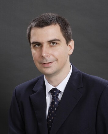 Radu-Mihai Dimitriu har tatt doktorgrad på merkevarer ved BI.