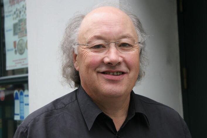 Professor Dag E. Helland. (Foto: Lise Ekern/Forskningsetiske komiteer)