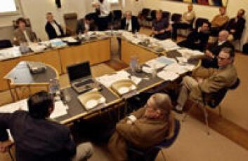 """""""Ekspertpanelet diskuterer. (Foto: Copenhagen Consensus)"""""""