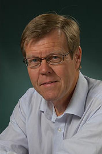 Professor Christian Brochmann, Naturhistorisk museum, UiO. Foto: Per Aas, NHM