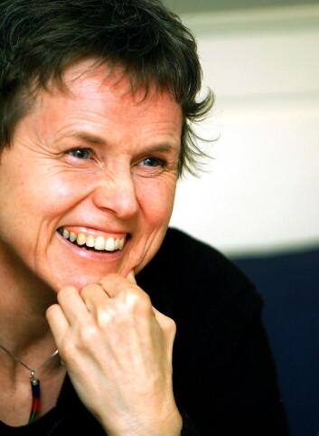 """""""Agnes Bolsø. (Foto: Kjell A. Olsen, Adresseavisen)"""""""