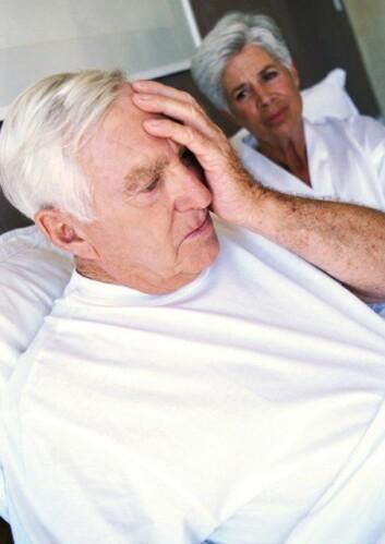 Eldre er mer sårbare for bivirkninger av medikamenter  enn yngre personer. (Illustrasjonsfoto: www.colourbox.no)