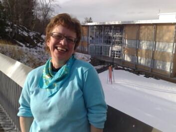 Førsteamanuensis Marianne Hedlund ved Høgskolen i Nord-Trøndelag.