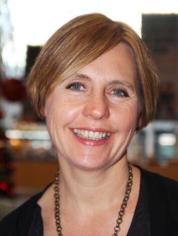 Mari Teigen. (Foto: Kristin Engh Førde)