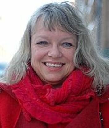 Linn-Heidi Lunde. (Foto: Kim E. Andreassen)
