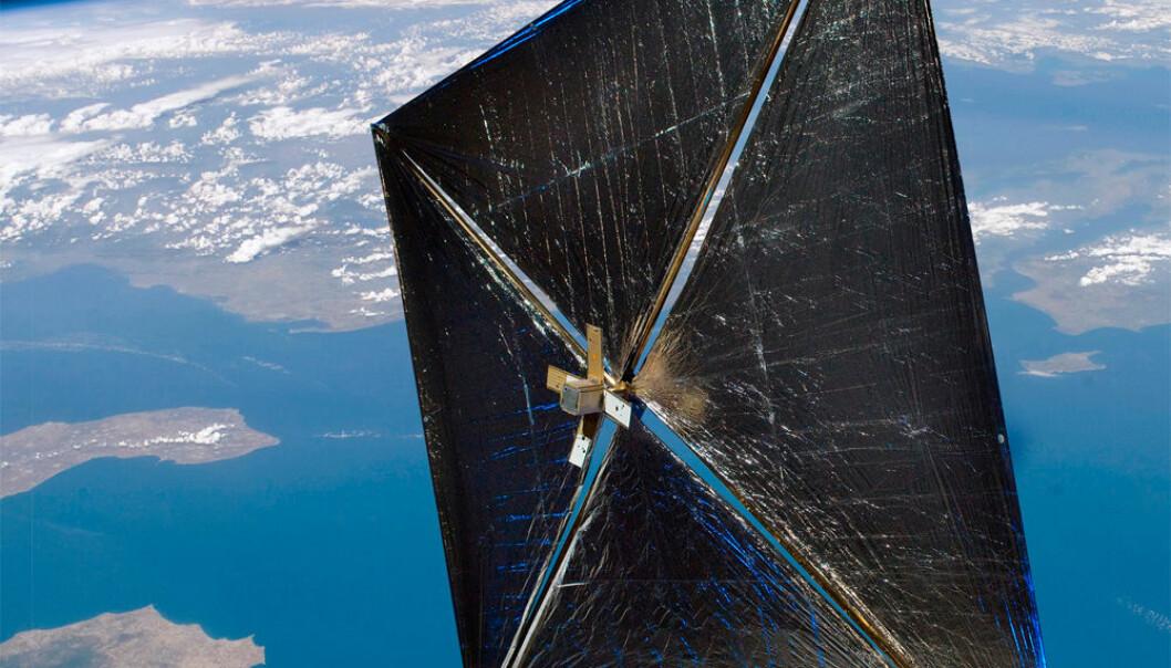 (Illustrasjon: NASA)
