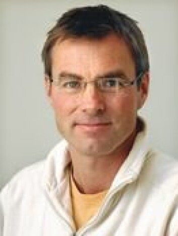 """Jan Svennevig (Foto:UiO)"""