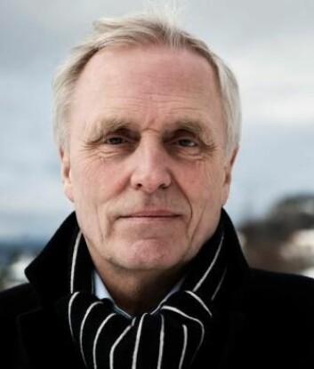 Professor Thore Johnsen ved NHH. (Foto: Helge Skodvin)