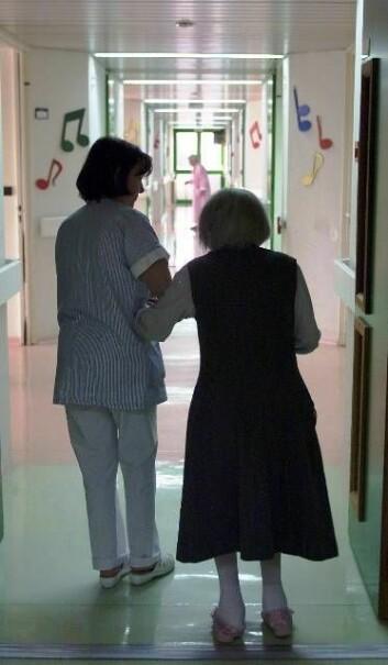 En deltidsstilling som sykepleier kan være mer slitsomt enn fulltid, mener stipendiat Kari Ingstad. (Illustrasjonsfoto: Colourbox)