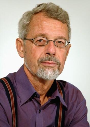 Eric Papazian, førsteamanuensis ved Institutt for lingvistiske og nordiske studier, Universitetet i Oslo. (Foto: Ram Gupta, UiO)