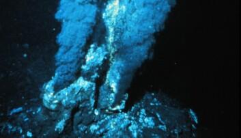 Det er fremdeles vulkansk aktivitet under Atlanterhavet, men heldigvis ikke i samme omfang som for 56 millioner år siden. (Foto: OAR/NURP/NOAA)