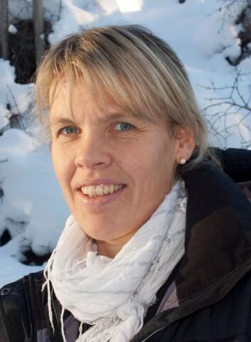 Kari Ingstad. (Foto: Heidi Elisabeth Sandnes)
