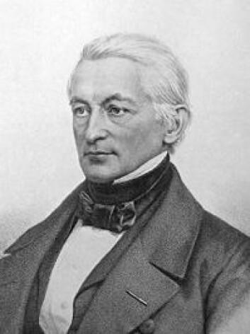 Henrik Nicolai Clausen (Bilde: Wikimedia Commons)