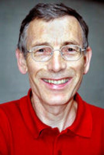 Kristoffer Kruken, professor i navnegransking, Universitetet i Oslo (Foto: UiO)